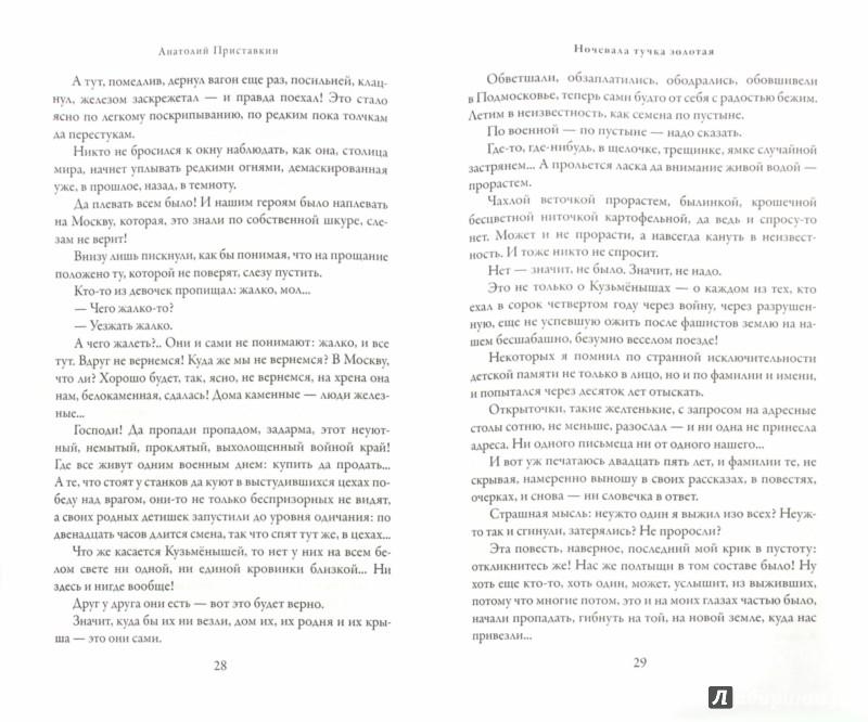 Иллюстрация 1 из 30 для Ночевала тучка золотая - Анатолий Приставкин | Лабиринт - книги. Источник: Лабиринт