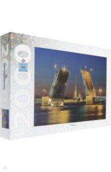 Step Puzzle-2000 Санкт- Петербург (84026)Пазлы (2000 элементов и более)<br>Пазл-мозаика.<br>2000 элементов.<br>Размер: 960 х 680 мм.<br>Материал: картон.<br>Упаковка: картонная коробка.<br>Для детей от 8 лет.<br>Сделано в России.<br>