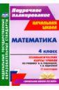 Математика. 4 класс. Технологические карты уроков по учебнику В. Рудницкой, Т. Юдачёвой. 2 полугодие