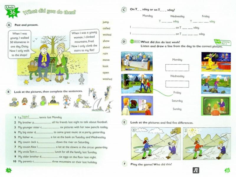 Иллюстрация 1 из 10 для Fun for Movers. Student's Book - Saxby, Robinson | Лабиринт - книги. Источник: Лабиринт