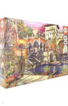 Пазл-3000 Венецианский роман (16320)Пазлы (2000 элементов и более)<br>Пазл-мозаика.<br>3000 деталей.<br>Размер собранной картинки: 120 х 85 см.<br>Материал: картон.<br>Упаковка: картонная коробка.<br>Сделано в Испании.<br>