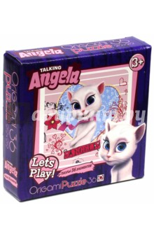 "Пазл-36 ""Talking Angela"" (00985)"