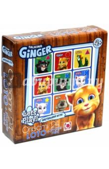 """Лото + пазл-24 """"Talking Ginger"""" (01010)"""