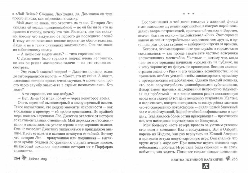 Иллюстрация 1 из 21 для Клятва истинной валькирии - Райчел Мид   Лабиринт - книги. Источник: Лабиринт