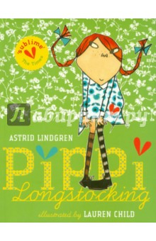 Pippi Longstocking. Gift EditionАнглийский для детей<br>Pippi Longstocking, Astrid Lindgren s nine-year-old heroine, burst onto the bookshelf in 1945 and has remained a firm favourite with children all over the world. Here her story is illustrated with flair and humour by Lauren Child, winner of both the Kate Greenaway Award and the Nestle Smarties Gold Award.<br>