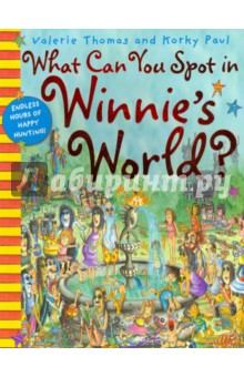 Thomas Valerie What Can You Spot in Winnie's World?