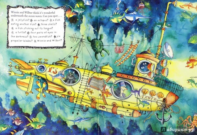 Иллюстрация 1 из 5 для What Can You Spot in Winnie's World? - Valerie Thomas | Лабиринт - книги. Источник: Лабиринт