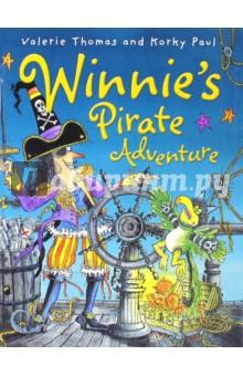 Thomas Valerie Winnie's Pirate Adventure