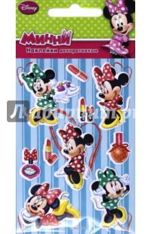 Disney яркие наклейки Минни Маус (DsS01)
