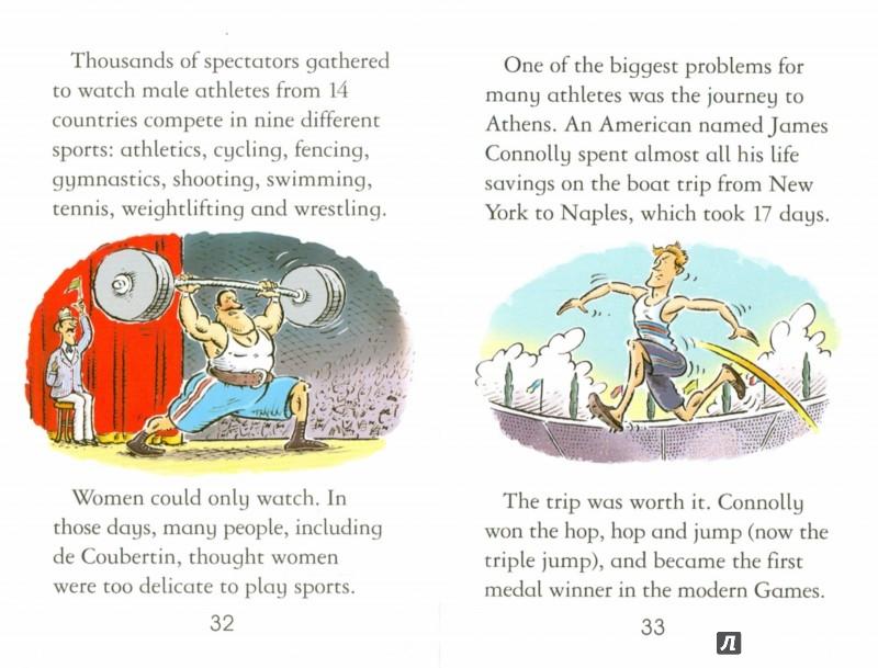 Иллюстрация 1 из 21 для The Story of the Olympics - Minna Lacey | Лабиринт - книги. Источник: Лабиринт