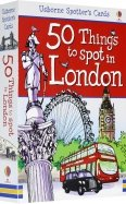 50 Things to Spot in London. Flashcards