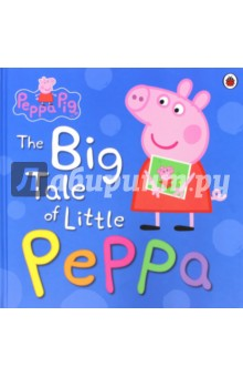 The Big Tale of Little PeppaАнглийский для детей<br>Peppa isn t a baby anymore, and she can t begin to imagine what she was like before she was so big and clever - just like Daddy Pig. But when Suzy Sheep arrives with a picture book from the olden days, Peppa soon realises that Little Peppa laughed, cried and her favourite thing to do was jump in muddy puddles! <br>Perfect for fans of Peppa Pig and co. from Five s Milkshake and Nick Jr., the hardback book is great for little ones (aged 3 and above) and parents to share together at bedtime.<br>