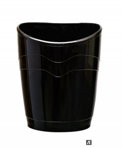 Иллюстрация 1 из 3 для Стакан. Офис Премиум.Черный (СН800)   Лабиринт - канцтовы. Источник: Лабиринт