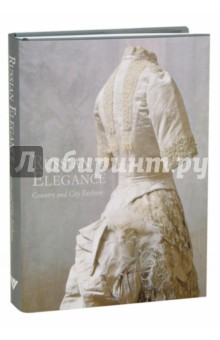 Russian Elegance: Country and City FashionКультура, искусство, наука на английском языке<br>This beautifully illustrated book shows examples of Russian dress and accessories from the 15th to the early 20th century. Derived from the collection of the State Historical Museum and covering both dress worn in the countryside and in the city, this book is a fabulous feast of splendid patterns and fine detail. From exuberantly colourful and embellished dresses to elegantly sumptuous brocades and silks, the garments and accessories included in this book are an inspiration. In the first part...<br>