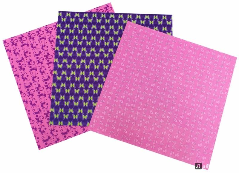 """Иллюстрация 1 из 15 для Бумага цветная для оригами """"Живой мир"""" (11-24-111/6)   Лабиринт - игрушки. Источник: Лабиринт"""