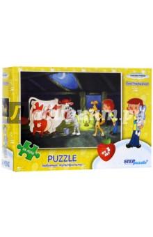 """Step Puzzle-54 """"Любимые мультфильмы-5"""" (штучно) (71033)"""