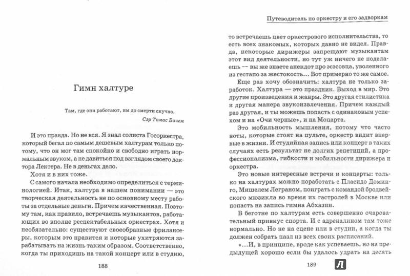 Иллюстрация 1 из 11 для Путеводитель по оркестру и его задворкам - Владимир Зисман   Лабиринт - книги. Источник: Лабиринт