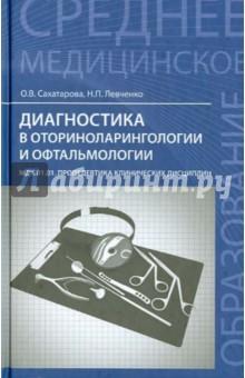 Диагностика в оториноларингологии и офтальмологии: МДК.01.01 Пропедевтика клинических дисциплин
