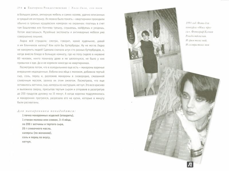 Иллюстрация 1 из 28 для Жили-были, ели-пили. Семейные истории - Екатерина Рождественская | Лабиринт - книги. Источник: Лабиринт