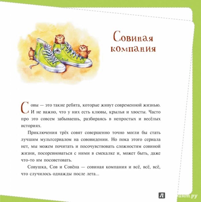 Иллюстрация 1 из 11 для Однажды после лета. Рассказы о Совушке и её друзьях | Лабиринт - книги. Источник: Лабиринт