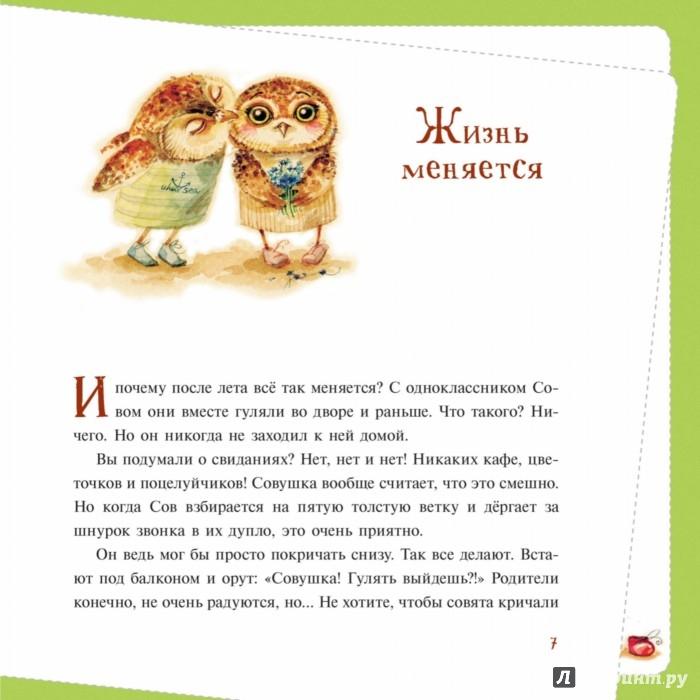 Иллюстрация 4 из 11 для Однажды после лета. Рассказы о Совушке и её друзьях | Лабиринт - книги. Источник: Лабиринт