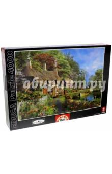 Пазл-4000 Дом в цветах (16323)Пазлы (2000 элементов и более)<br>Пазл-мозаика.<br>4000 элементов.<br>Размер картинки:136 х 96 см.<br>Материал: картон, бумага.<br>Упаковка: картонная коробка.<br>Сделано в Испании.<br>