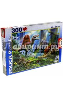 """Пазл-300 """"Динозавры"""" (16366)"""