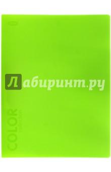 Папка с зажимом Neon Green (85539)Папки с зажимами, планшеты<br>Качественная папка с зажимом. <br>Для хранения и переноски документов.<br>Формат А4+.<br>Толщина корешка: 15 мм.<br>Цвет: салатовый.<br>Сделано в России.<br>
