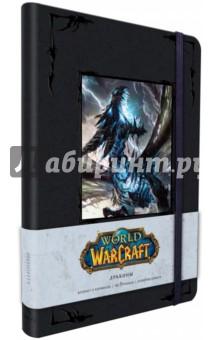 Блокнот World of Warcraft. Драконы, А5Блокноты тематические<br>Эксклюзивные подарочные блокноты! Лимитированный тираж! Уникальный блокнот посвящен популярной компьютерной игре World of Warcraft.<br>Обложка под кожу, лента-ляссе, экологичная архивная линованная бумага, закругленные уголки, нитко-швейное крепление, резинка на переплете а-ля молескин, кармашек на форзаце для хранения.<br>