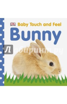 Touch&Feel Bunny (Board Book)