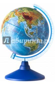 Глобус Земли физический (d=150 мм) (Ке011500196) Globen