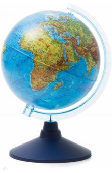 Глобус Земли физический (d=210 мм) (Ке012100176) Globen