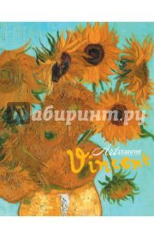 Vinsent. Винсент Ван Гог. Мысли и афоризмы об искусстве. Подсолнухи, А5+