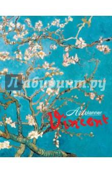Vinsent. Винсент Ван Гог. Мысли и афоризмы об искусстве. Цветущая ветка, А5+