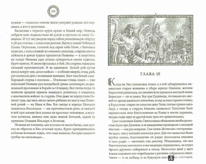 Иллюстрация 1 из 7 для Чары колдуньи - Елизавета Дворецкая   Лабиринт - книги. Источник: Лабиринт