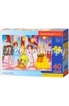 "Puzzle-40 MAXI ""Принцессы"" (В-040162)"