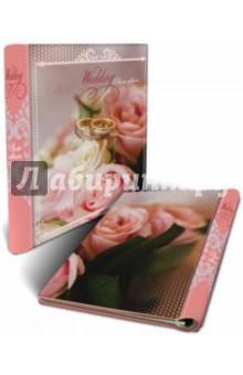 Zakazat.ru: Фотоальбом Свадебный розовый, 10 листов (38777).