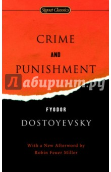 Crime and PunishmentХудожественная литература на англ. языке<br>One of the world s greatest novels, Crime and Punishment is the story of a murder and its consequences-an unparalleled tale of suspense set in the midst of nineteenth-century Russia s troubled transition to the modern age.<br>In the slums of czarist St. Petersburg lives young Raskolnikov, a sensitive, intellectual student. The poverty he has always known drives him to believe that he is exempt from moral law. But when he puts this belief to the test and commits murder, there results unbearable suffering. Crime and punishment, the novel reminds us, grow from the same seed.<br> No other novelist, wrote Irving Howe of Dostoyevsky, has dramatized so powerfully the values and dangers, the uses and corruptions of systematized thought. But Sigmund Freud and others saw the Russian s work in a different light. Said Freud, He might have been a liberator of mankind. Instead he chose to be its jailer.<br> He is the only psychologist I have anything to learn from.-Friedrich Nietzsche<br>