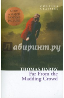 Far from the Madding CrowdХудожественная литература на англ. языке<br>HarperCollins is proud to present its new range of best-loved, essential classics. Here is one of Thomas Hardys most popular novels, soon to be released as a major motion picture in May 2015. I shall do one thing in this life - one thing certain - that is, love you, and long for you, and keep wanting you till I dieIndependent and spirited, Bathsheba Everdene owns the hearts of three men. Striving to win her love in different ways, their relationships with Bathsheba complicate her life in bucolic Wessex - and cast shadows over their own. With the morals and expectations of rural society weighing heavily upon her, Bathsheba experiences the torture of unrequited love and betrayal, and discovers how random acts of chance and tragedy can dramatically alter lifes course.<br>The first of Hardys novels to become a major literary success, Far from the Madding Crowd explores what it means to live and to love.<br>