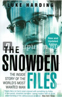 The Snowden FilesХудожественная литература на англ. языке<br>Edward Snowden, a young computer genius working for America s National Security Agency, blew the whistle on the way this frighteningly powerful organisation uses new technology to spy on the entire planet. The consequences have shaken the leaders of nations worldwide. This is the inside story of Snowden s deeds and the journalists who faced down pressure from the US and UK governments to break a remarkable scoop. From the day he left his glamorous girlfriend in Hawaii, carrying a hard drive full of secrets, to the weeks of secret-spilling in Hong Kong and his battle for asylum, Snowden s story reads like a globe-trotting thriller.<br>