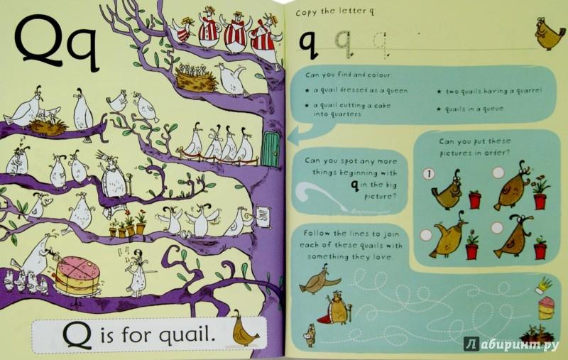 Иллюстрация 1 из 11 для Animal Alphabet activity book - Mairi Mackinnon | Лабиринт - книги. Источник: Лабиринт