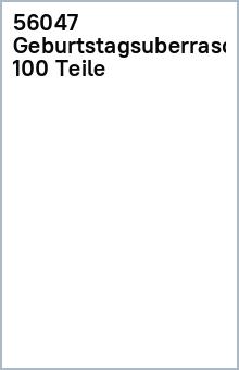 56047 Geburtstagsuberraschung, 100 Teile