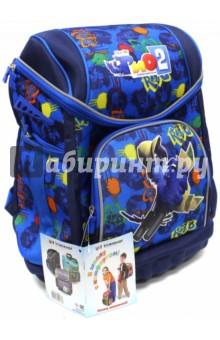 Ранец школьный RIO 39x29x19 (830723)Ранцы и рюкзаки для начальной школы<br>Рюкзак школьный.<br>Ткань устойчива к выгоранию, обладает водоотталкивающими и морозоустойчивыми свойствами.<br>Облегченный вес рюкзака.<br>Наличие множества функциональных карманов, в том числе<br>и для ноутбука.<br>Рюкзак оснащен специальным дном с ножками.<br>Оптимально разработанные размеры рюкзака позволяют ребенку разместить все необходимые тетради и учебника для школы и внеклассных занятий.<br>Для удобства и комфорта на спинке и лямках рюкзака используются эргономичные смягчающие подушечки с вентиляционными отверстиями. Наличие поясничного валика (расположен в нижней части спинки) - именно на него при правильном ношении рюкзака приходится основная нагрузка.<br>Специальная жесткая конструкция спинки рюкзака оптимально распределяет нагрузку на позвоночник, способствуя формированию правильной осанки.<br>1 отделение, 2 боковых кармана на молнии, 1 передний карман на молнии.<br>Сделано в Китае.<br>