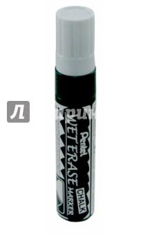 """Мел жидкий белый """"Wet Erase"""" (SMW56-W) Pentel"""