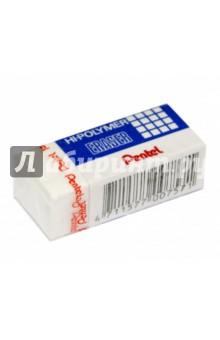 "Ластик белый ""Hi-Polymer Eraser"" (ZEH-03) Pentel"