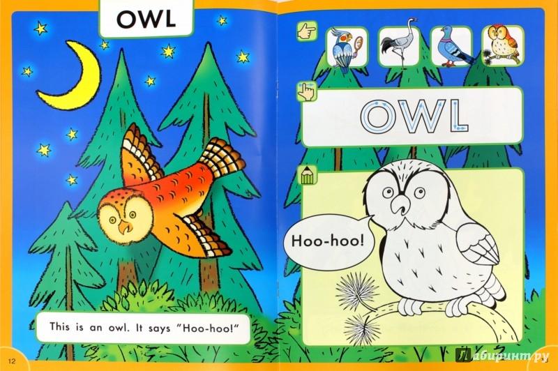 Иллюстрация 1 из 19 для Что говорят птицы? Пособие для детей 3-5 лет. ФГОС ДО - Алексей Конобеев | Лабиринт - книги. Источник: Лабиринт