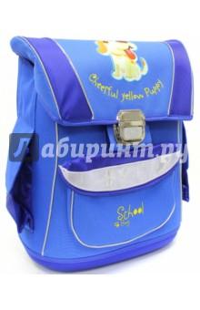 Ранец Пес Барбос (С1358-02)Ранцы и рюкзаки для начальной школы<br>Рюкзак школьный.<br>1 отделение.<br>1 карман.<br>Комфортная спина и лямки.<br>Сделано в Китае.<br>