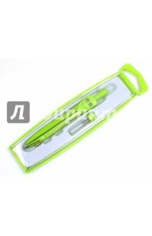 Циркуль для младших и средних классов (115 мм, Зеленый) (Z/SC3-02)Циркули<br>Циркуль с запасным грифелем в пенале.<br>Для младших и средних классов.<br>Длина: 115 мм. <br>Цвет: зеленый. <br>Сделано в Китае.<br>