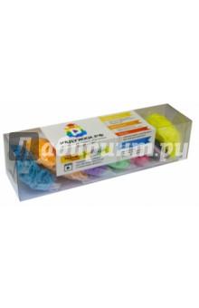 Большой комплект дополнительных резиночек №3 (7 цветов, 2100 штук) (116462)