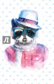 """Блокнот для записей """"Умный енот"""" (А5)"""